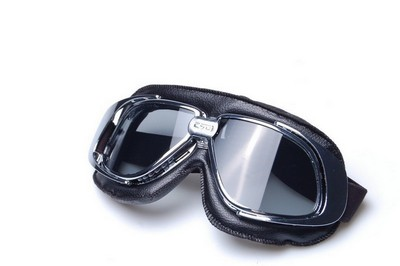 Brille moto chopper cross
