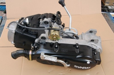 Motor ATV Shineray 150 GY6 AUT +Rückw.