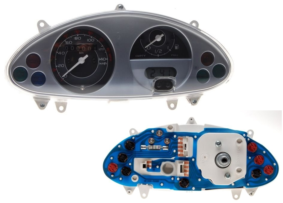 Tachometer Instrument Panel Piaggio Fly 125